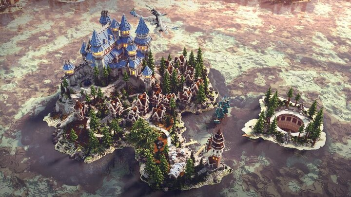 Popular Map : The Islands of Delusion - by LeadPro