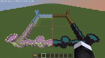 4 Worlds Castle (1.16.3 and Optifine used) Minecraft Map & Project