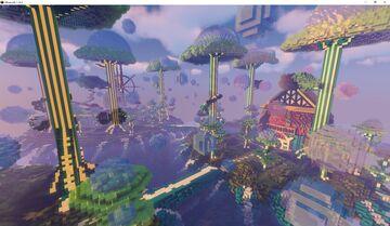 Sabaody Archipelago (One Piece) Minecraft Map & Project