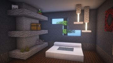 Minecraft: 3 Bed Build Hacks and Ideas Minecraft Map & Project