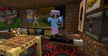 (CAPTURED!!!!) Bounty of the week! Worth $2,000,000 Plus A Server Promotion! WANTED ALIVE!!! Minecraft Map & Project