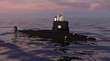 SSN-585 USS Skipjack | Skipjack-class submarine Minecraft Map & Project