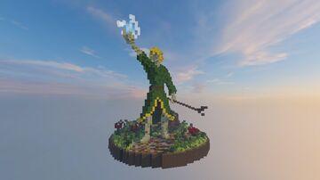 Elf Organic Build Minecraft Map & Project