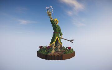 Elf Organic Minecraft Map & Project