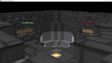 SpeedBridge/GodBridge/Breezily + more Practice/training map v2 Minecraft Map & Project