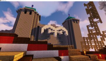 Inpel Down (One Piece Map) Minecraft Map & Project
