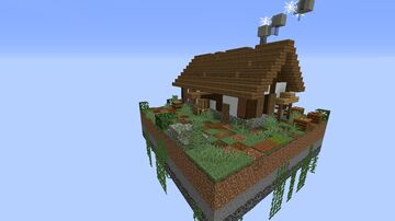 Medieval Ale House - PMC One Chunk Challenge Minecraft Map & Project