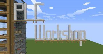 PLC Workshop (IEEE Lab Backup) Minecraft Map & Project