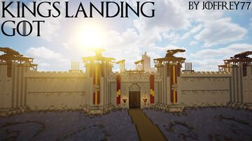 | King's Landing - Game of Thrones | Minecraft Map & Project
