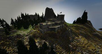 The Elder Scrolls: Skyrim - Fort Sungard Minecraft Map & Project