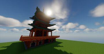Japonaise Minecraft Maps Planet Minecraft Community
