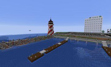 Modern City Broski Minecraft Map & Project