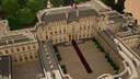 Palais de L'Élysée - French presidential palace Minecraft Map & Project