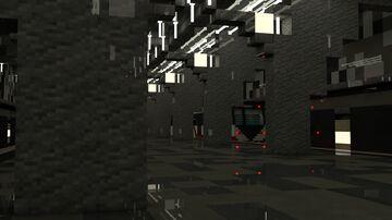 Станция Микрорайон/Mikrorayon station Minecraft Map & Project