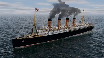 RMS Mauretania Minecraft Map & Project