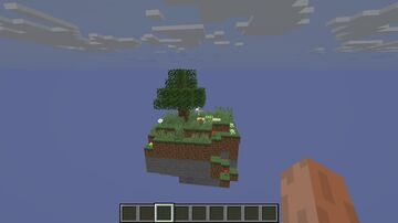 skyblock by bulletwwings Minecraft Map & Project