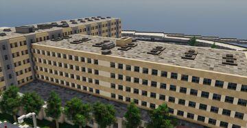 Greenbis hotel, greenfield Minecraft Map & Project