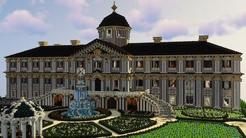 [Æonis/Glaciem] - Favorite Palace [Once upon a Time - Series] Minecraft Map & Project