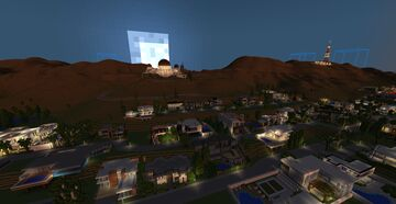 Hollywood Minecraft Map & Project
