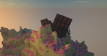 Candyland (and some other stuff) Minecraft Map & Project