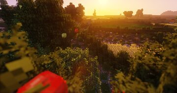 Medieval Landscape Minecraft Map & Project
