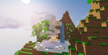 ~The Mythical Garden~ Minecraft Map & Project