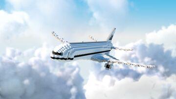 Reven Private Plane Concept |  Interior + Minecraft Map & Project