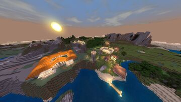 Apollo civitatem Minecraft Map & Project
