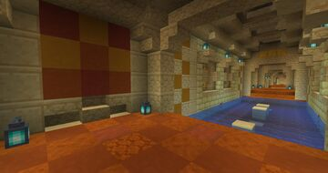 Tomb Parkour Minecraft Map & Project