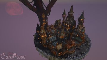 Frozen Hope Kingdom Minecraft Map & Project