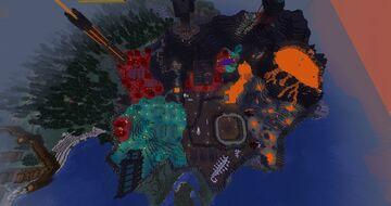 Piglin Village Minecraft Map & Project