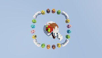 SkyWars Map [Sundae] (update) Minecraft Map & Project