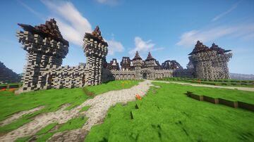 🏰 Medieval Kingdom - AliensBuilds | Minecraft Cinematic 🏰 Minecraft Map & Project