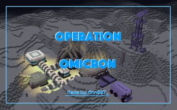 Operation Omicron Minecraft Map & Project
