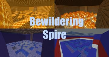 Bewildering Spire Minecraft Map & Project
