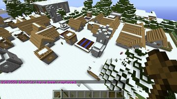 Villager NEWS (Winter Edition) Minecraft Map & Project