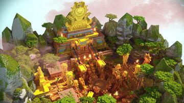 """""""Atal'Dazar"""" Dungeon Minecraft Map & Project"""