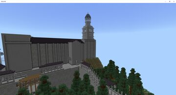 Dark Souls 1: Undead Burg/Undead Parish Minecraft Map & Project