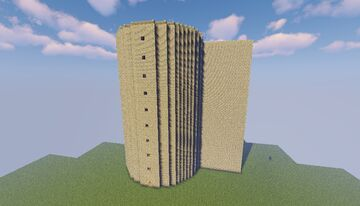 Madien tower Minecraft Map & Project