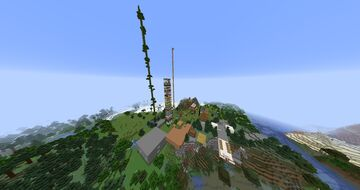 Survival World 2 Minecraft Map & Project