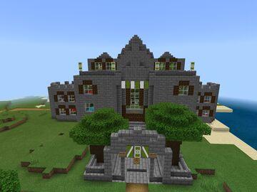 Vori Castle Minecraft Map & Project