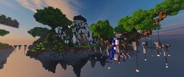SilverMC 1.16 Serverhub Minecraft Map & Project