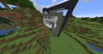 modern house as requested by myworldisminecraft207 Minecraft Map & Project