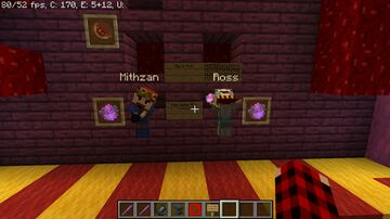 Max&Ross Minecraft Map & Project