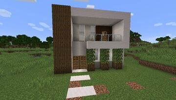 Casa Compacta / Compact House Minecraft Map & Project