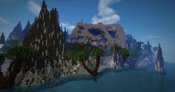 Little Garden [OnePiece Build] Minecraft Map & Project