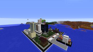 Super Hero Life II (Roblox) Minecraft Map & Project