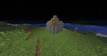 Water Dam Minecraft Map & Project