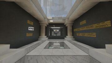 CLUTCHES- Xavier's Practice Run Minecraft Map & Project