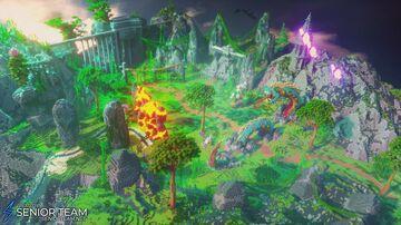 Aztec Land Minecraft Map & Project